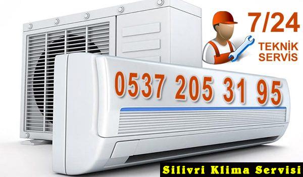 silivri klima servisi